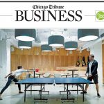 Technology & Design – SAS Project in the Chicago Tribune